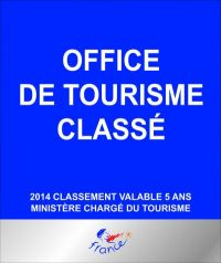 office de tourisme 1ere categorie