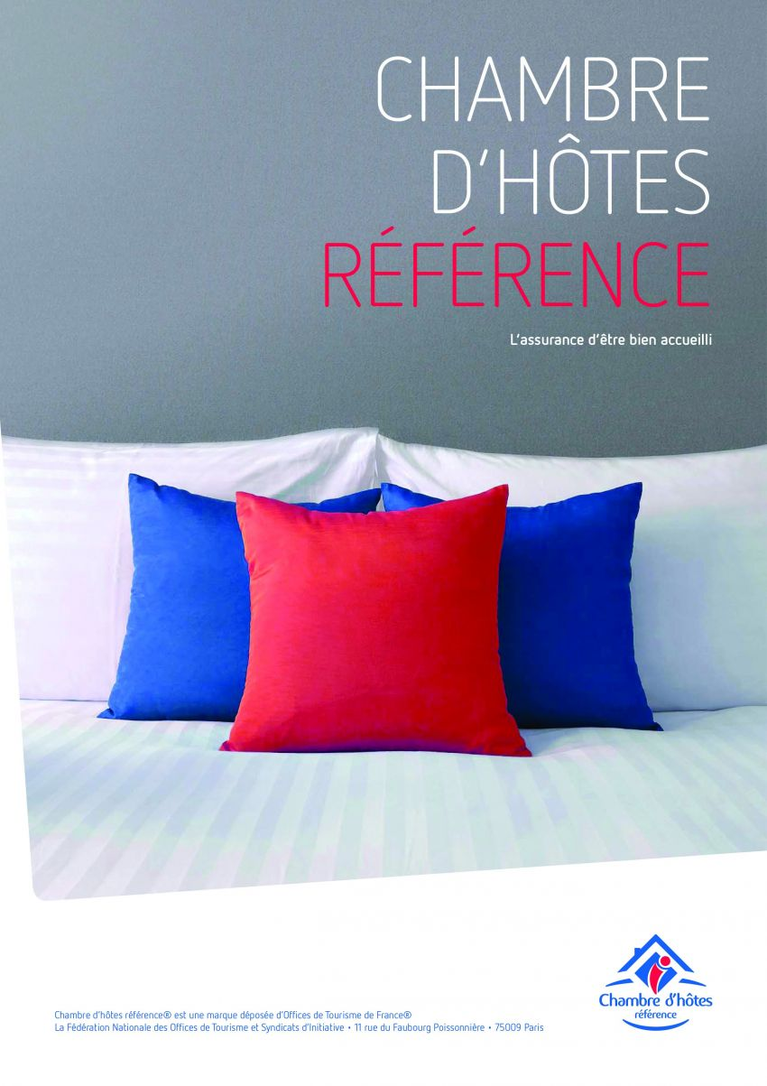 Chambres d hotes r f rence le r f rentiel otf qui monte for Chambre d hotes en france